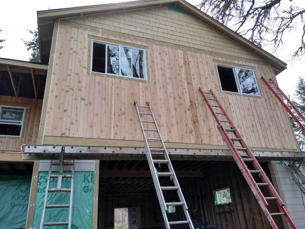 Eugene Siding Contractor – Kempf Construction