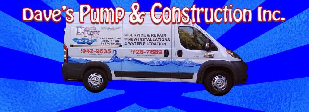Dave's Pump & Construction Inc