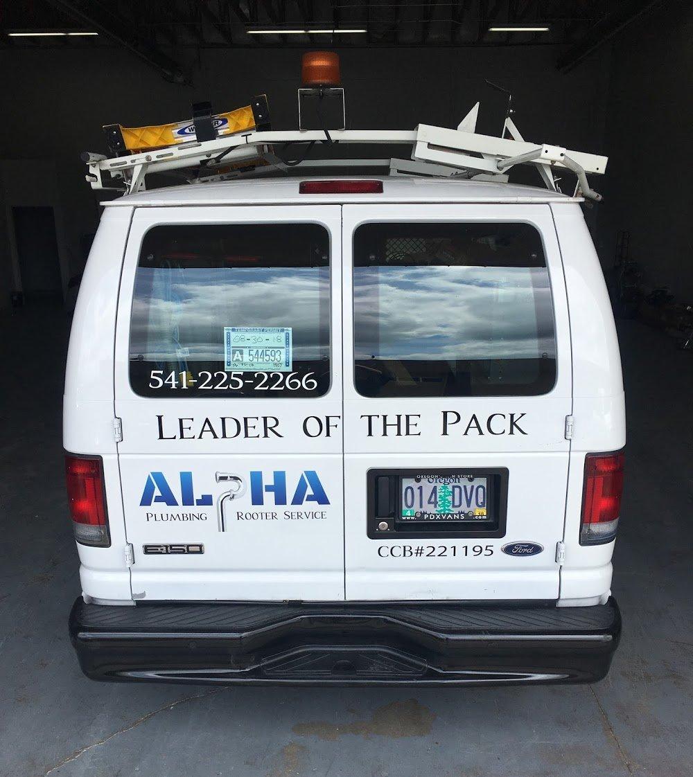 Alpha Plumbing & Rooter Service LLC