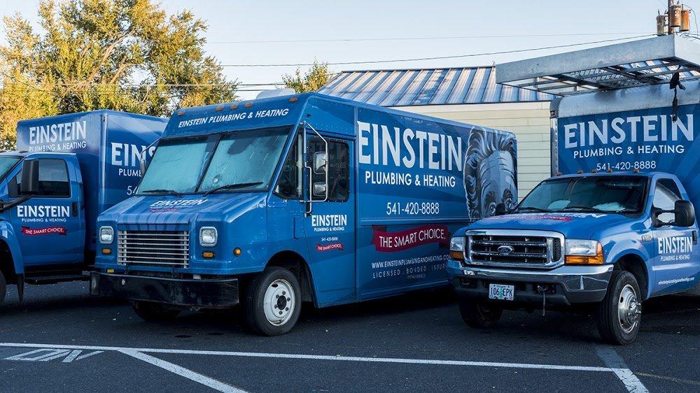 Einstein Pros | Eugene Oregon Plumbing and Heating