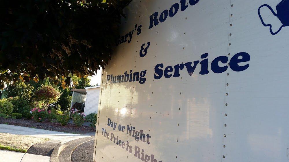 Gary's Rooter & Plumbing LLC