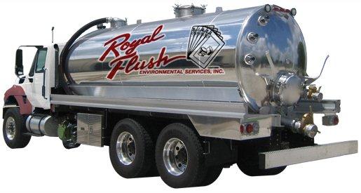 Royal Flush Environmental Septic Services