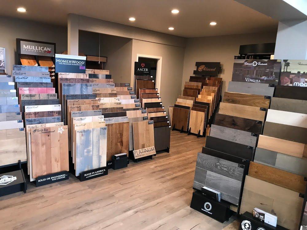 Interzone Floors and Countertops